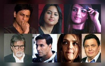 Bollywood Prays For The Safety Of Nepal Earthquake Victims