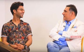 Munna Bhai 3 In The making? Boman Irani Spills The Beans As Rajkummar Rao Eagerly Listens - WATCH VIDEO - EXCLUSIVE