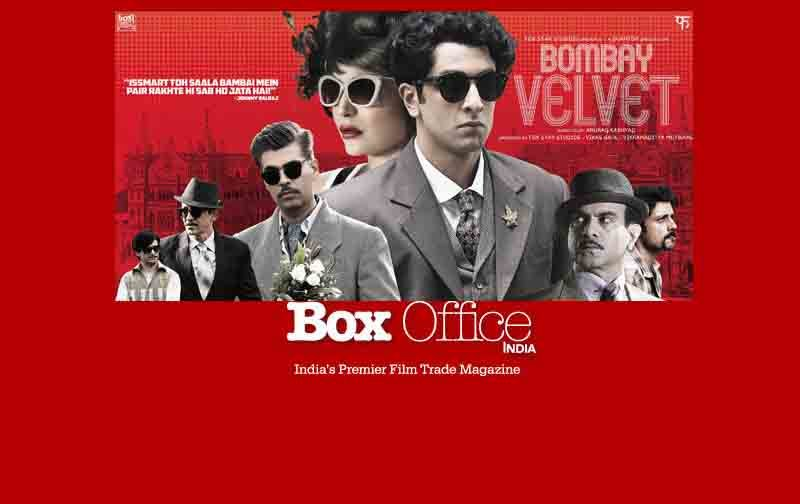 Bombay Velvet Day One Box Office Collection