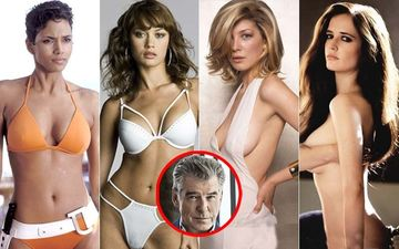 Former James Bond Pierce Brosnan Wants To See A Female 007 Spy; Says 'Get Out Of The Way, Guys, And Put A Woman Up There'