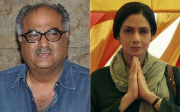 Boney Kapoor Gets Emotional As Sridevi's Film MOM Releases In China