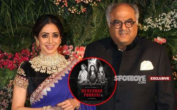 """Boney Kapoor Hits A Six Outside Home Turf; Says, """"Sridevi Is Overseeing Us, Ensuring That Things Go Right"""" - EXCLUSIVE"""