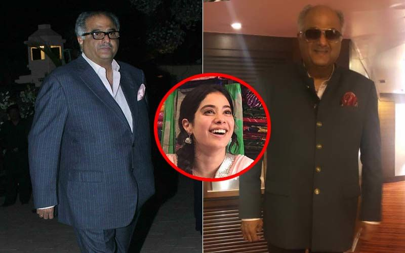 Boney Kapoor Lost 12 Kgs And Janhvi Is Super Proud Of Her Papa