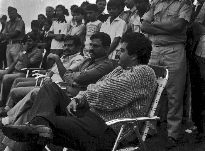 boney kapoor mr india shooting