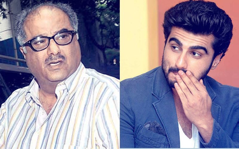 Arjun Kapoor's Dad Boney Kapoor Questioned Him About His Sexuality!