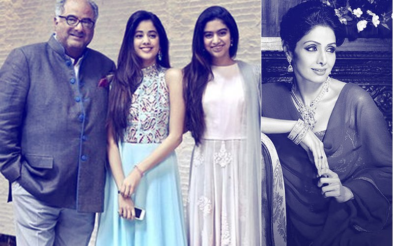 Boney Kapoor: My Only Concern Now Is To Protect My Daughters, Janhvi & Khushi