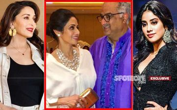 "No Madhuri Or Janhvi In Sridevi Biopic: ""I Have No Such Plans,"" Says Boney Kapoor"