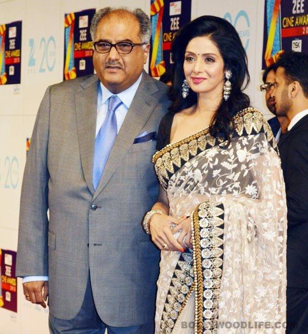 boney kapoor with sri devi