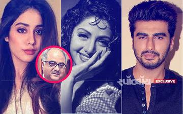श्रीदेवी के निधन बाद पहली बार बोले बोनी कपूर, जान्हवी की फिल्म पर भी की बात