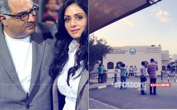 Dubai Police To Take Boney's Statement On Sridevi's Death, Body Unlikely To Be Brought Tonight