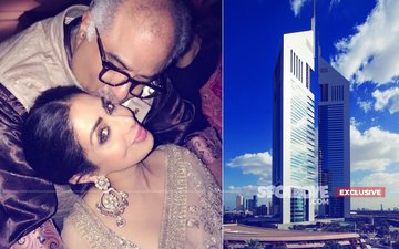 Sridevi's Husband Boney Kapoor STAYING IN THE SAME HOTEL In Dubai Where She DIED: HOTEL SPEAKS