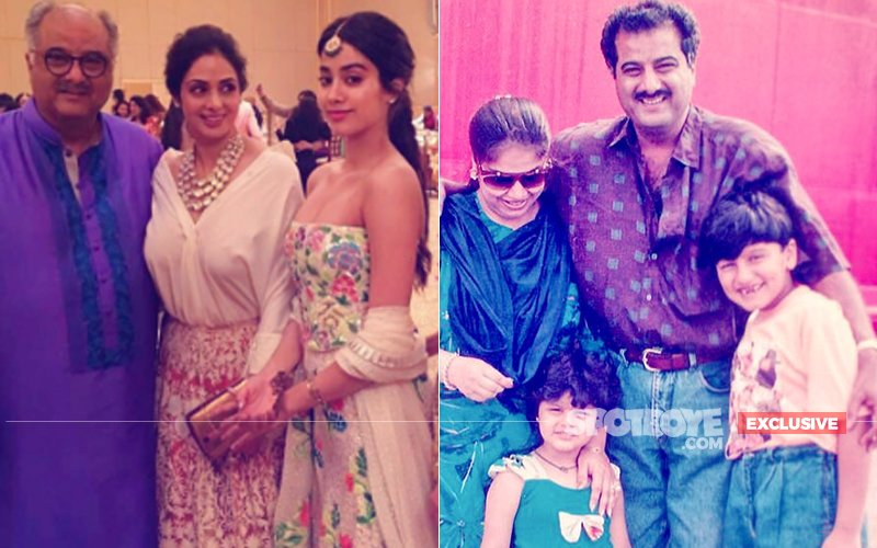 Both Wives Of Boney, Mona & Sridevi, Passed Away Close To Seeing Their Kids On-Screen!