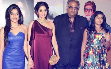 Boney Kapoor Will Visit Haridwar To Offer Prayers For His Late Wife Sridevi