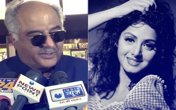 Video: Boney Kapoor Breaks Down While Talking About Sridevi's National Film Award