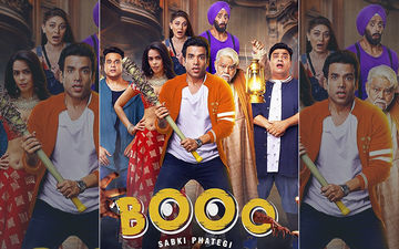 Booo... Sabki Phategi, First Poster: Tusshar Kapoor, Mallika Sherawat Make Their Digital Debut
