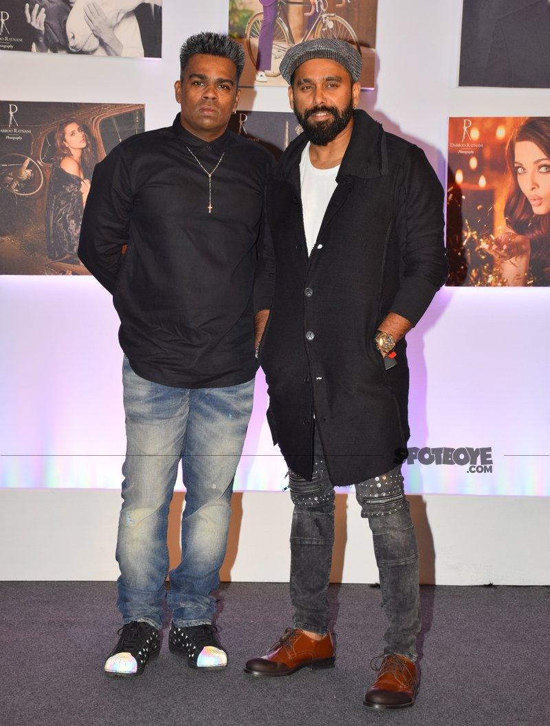 bosco caeser at daboo ratnani  2018 calendar launch