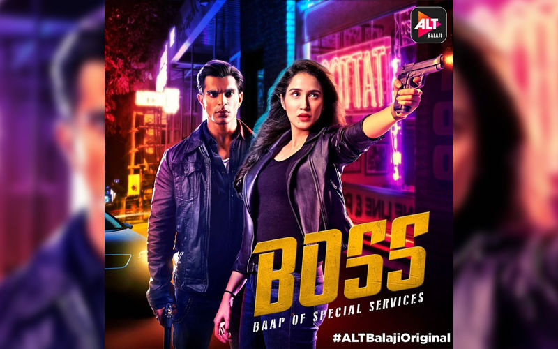BOSS: Baap Of Special Services: Trailer Of Karan Singh Grover And Sagarika Ghatge's Web Series To Be Dropped Soon