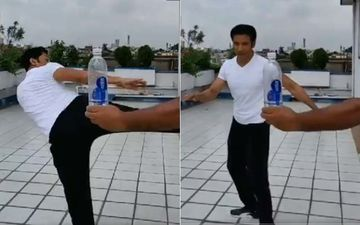 Bottle Cap Challenge: Watch Tota Roy Opening The Cap With A Kick