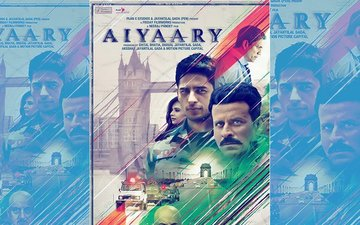 Aiyaary Box-Office Collection, Day 1:  Sidharth-Rakul-Manoj's film Gets A POOR Opening, Collects Rs 3.5 Crore ONLY