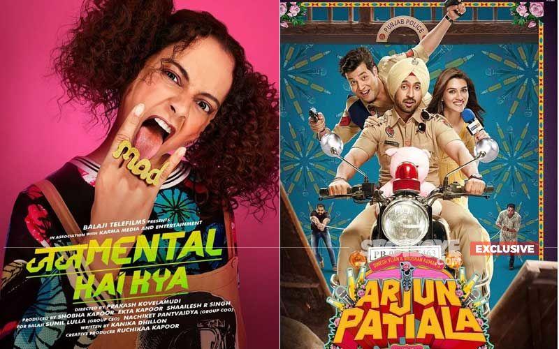 Judgementall Hai Kya-Arjun Patiala Box-Office Collections, Early Prediction: Will Kangana-Rajkummar Flick Beat The Kriti-Varun-Diljit Starrer?
