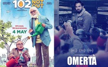 '102 नॉट आउट' और 'ओमर्टा' बॉक्स ऑफिस कलेक्शन: फिल्मों को मिली धीमी शुरुवात लेकिन कर सकते हैं पिक अप