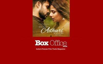 Hamari Adhuri Kahani   Day One Box-office Collection