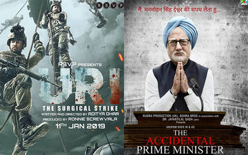 Uri And The Accidental Prime Minister, Box-Office Collection, Day 2: Vicky Kaushal's Film Surges Far Ahead Of Anupam Kher's