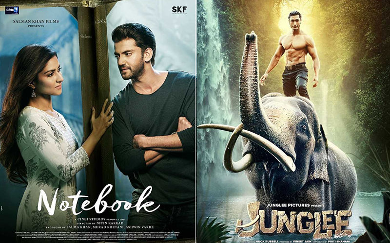 Notebook, Junglee Box-Office Collection, Day 2: Still Hardly Any Readership For Pranutan's Love Manuscript, Awe For Vidyut Jammwal's Heroics However Rises A Bit
