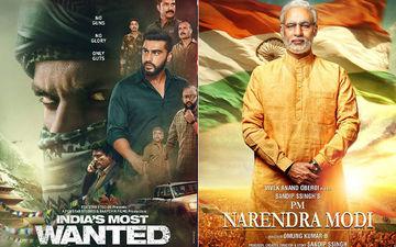 अर्जुन कपूर की 'इंडियाज मोस्ट वांटेड' और विवेक ओबेरॉय की 'PM नरेंद्र मोदी' को पहले दिन मिली धीमी शुरुआत