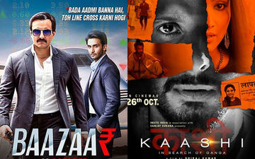 Baazaar, Kaashi Box-Office Collection, Day 2: Saif Ali Khan's Stock Ascends, While Sharman Joshi's Suspense Still Gasping