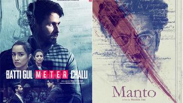 Batti Gul Meter Chalu, Manto Box-Office Collection Day 1: नहीं चल पाया बॉक्स ऑफिस पर शाहिद कपूर और नवाज़ुद्दीन सिद्दीकी का जादू