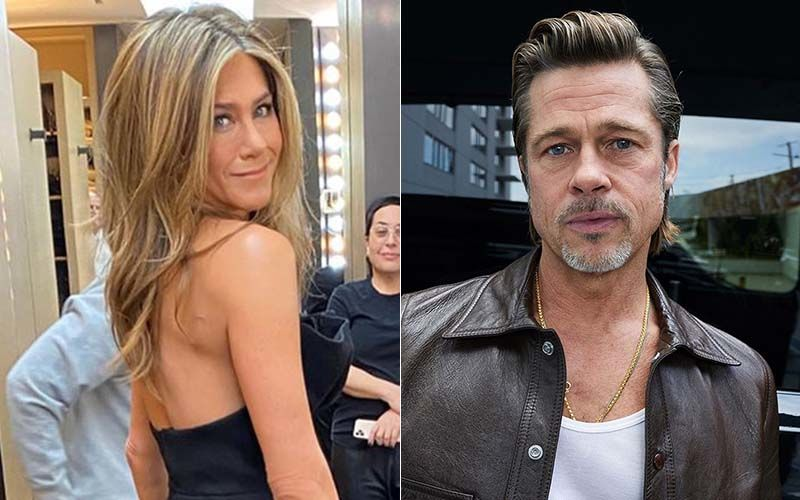 SAG Awards 2020: Jennifer Aniston And Brad Pitt Get Cosy Backstage; Spotted Holding Hands – See Pics