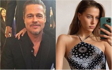 Brad Pitt's New Ladylove Nicole Poturalski Is Reportedly In An Open Marriage With Her Husband