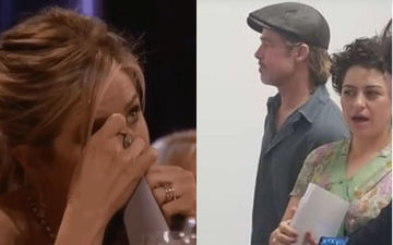 Amid News Of Brad Pitt Hanging Out With Alia Shawkat During Lockdown, Reports Of Jennifer Aniston Being Jealous Surface? Find The Truth Here