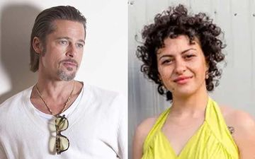 Post his Split With Angelina Jolie, Brad Pitt Reacts On Dating Alia Shawkat, 'None Of It Is True'