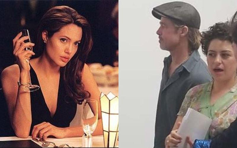 Brad Pitt's Rumoured GF Alia Shawkat And Ex-Wife Angelia Jolie Have Something In Common - It's Their Sexuality
