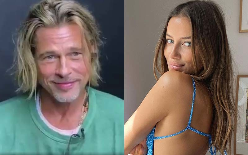 Brad Pitt And Model Nicole Poturalski Call It Quits After Dating For More Than Two Months