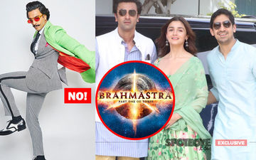 CONFIRMED: NO Ranveer Singh In Ayan Mukerji's Brahmastra Trilogy- EXCLUSIVE