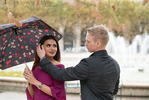 brent goble and aashka goradia pre wedding pictures