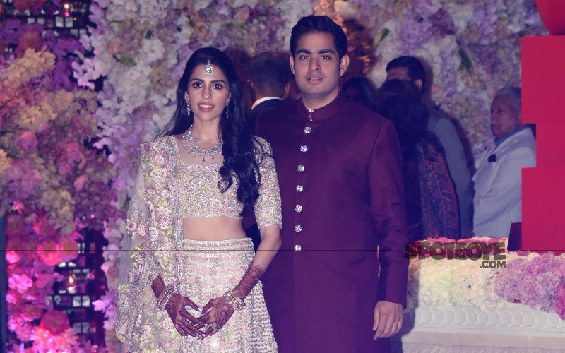 Ambani Engagement Party: Akash & Shloka Arrive, Bollywood Attendance Fast Filling Up