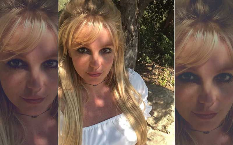 Britney Spears Sets Instagram On Fire Wearing Lacy Lowers And A Red Hot Bra Top – PIC INSIDE