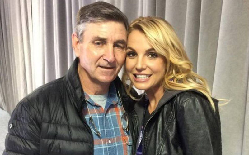 Britney Spears' Father Jamie Will Not Be Facing  Criminal Prosecution Over Alleged Assault Of Grandson