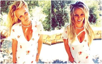 Britney Spears Changes Years Old Glory Album Cover To A Sizzling Hot Photo; Fans Ask 'What Does This Mean?'
