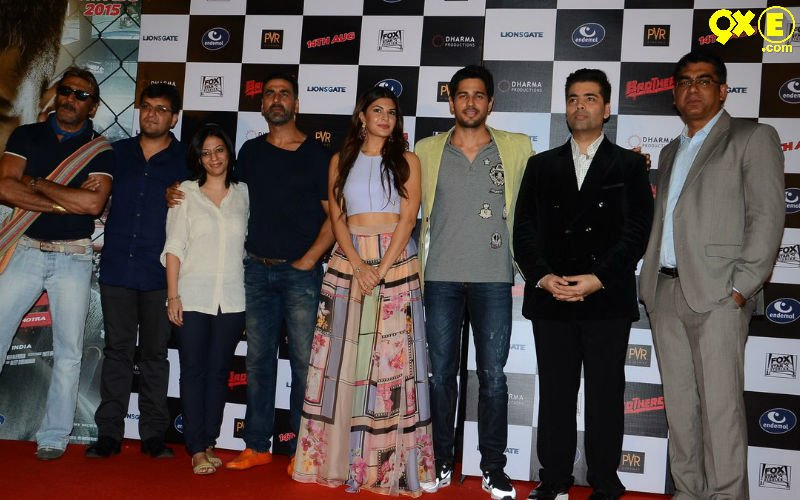 Brothers Trailer Launch