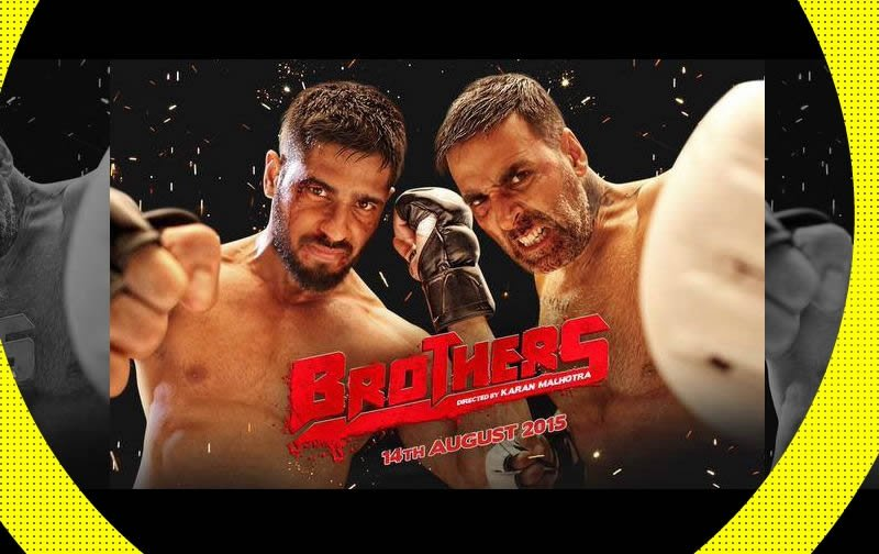 BROTHERS - TWO FIGHTERS, ONE AMAZING TRAILER
