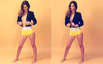 IT'S GETTING HOT IN HERE! Bruna Abdullah Sheds Inhibitions For A SEXY Photo Shoot