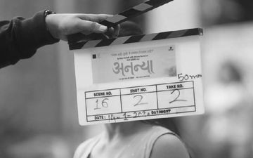 'Ananya': Catch All The Action From Behind The Shoots Of The Films Sets With Ravi Jadhav And Hruta Durgule