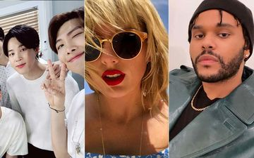 American Music Awards 2020: Taylor Swift Voted Artist Of The Year For The Sixth Time; The Weeknd, BTS Win Big At The Prestigious Award Ceremony