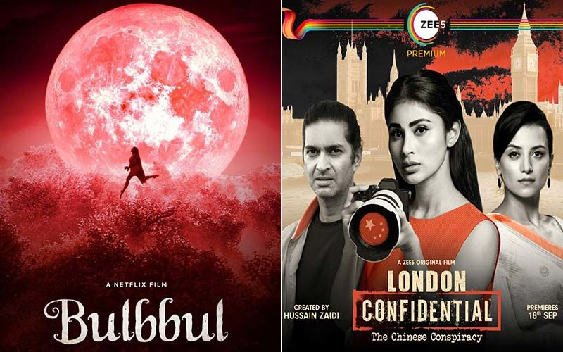 Bulbbul And London Confidential: Two Pre-Covid OTT Films That You May Have Missed