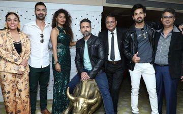 The Bull Of Dalal Street Trailer Launch: Iqbal Khan, Ashmit Patel And Megha Gupta Grace The Event
